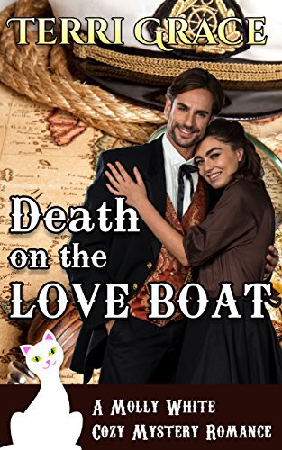 COZY MYSTERY ROMANCE: Death On The Loveboat