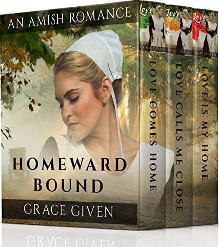 AMISH ROMANCE: Homeward Bound 3 Book Boxset Bundle