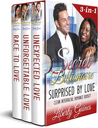 BWWM Secret Billionaire: Surprised By Love: Clean Interracial Romance Boxset