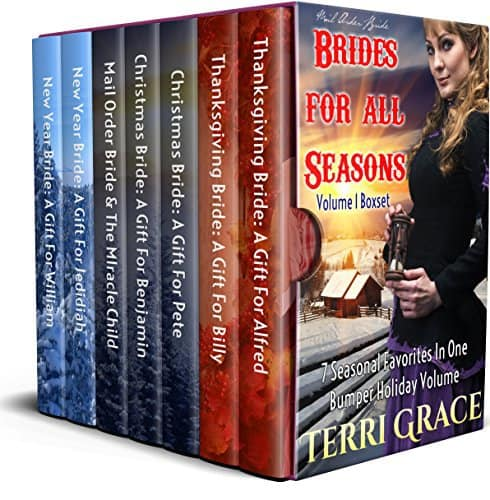 MAIL ORDER BRIDE: Brides For All Seasons Vol. I Mail Order Bride Boxset: