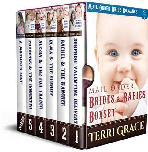 Mail Order Brides & Babies Boxset: Mail Order Bride Romance