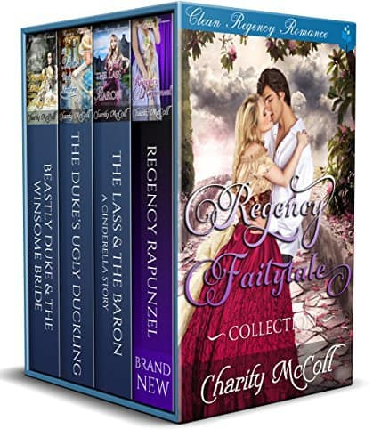 Regency Romance: Regency Fairytale Collection: Clean Regency fairytale Romance