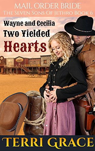 Mail Order Bride: Two Yielded Hearts