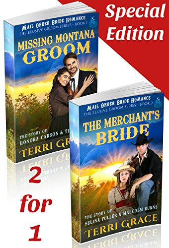 Mail Order Bride: Missing Montana Groom and the Merchant's Bride: Series Starter 2-in-1 Special