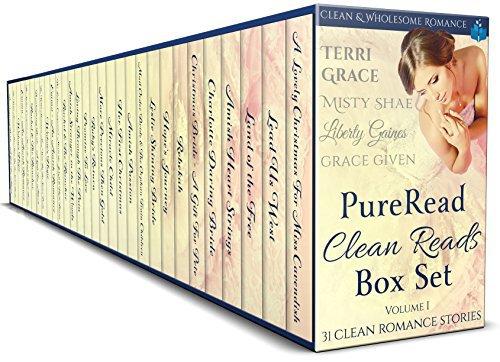 PureRead Clean Reads Box Set Volume 1: 31 Clean Romance Stories
