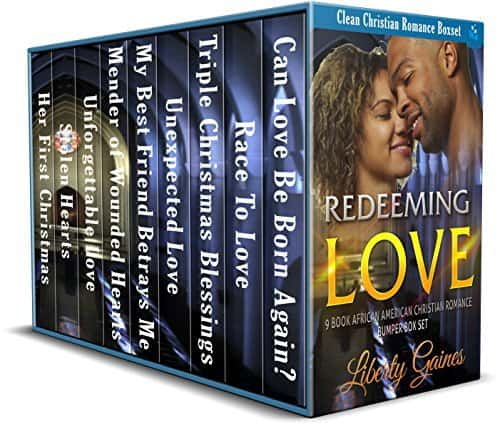 Redeeming Love: 9 Book African American Christian Romance Bumper Box Set
