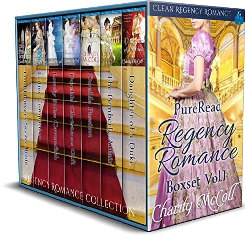 PureRead Regency Romance Boxset Volume 1: Clean Regency Romance