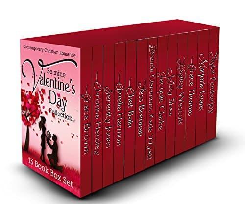 Contemporary Christian Romance: Be Mine Valentine's Day Collection 13 Book Box Set (Inspirational Romance)