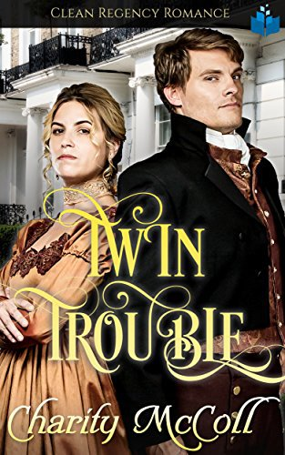 Twin Trouble: Clean Regency Romance