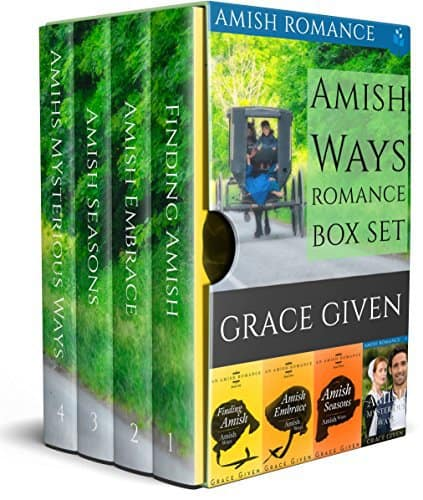 Amish Ways Romance Box Set: Amish Romance