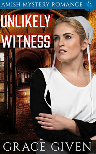 Amish Mystery Romance: Unlikely Witness
