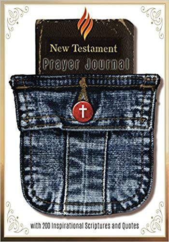 New Testament Prayer Journal: with 200 Inspirational Scriptures and Quotes