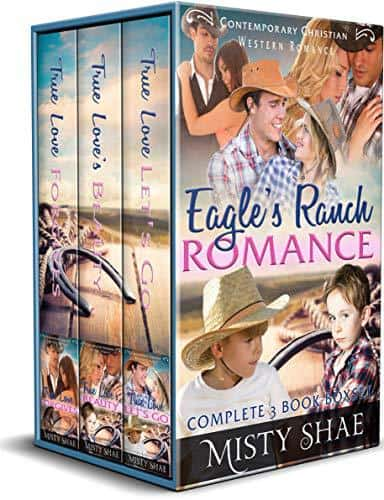 Eagle's Ranch Romance Complete 3 Book Boxset