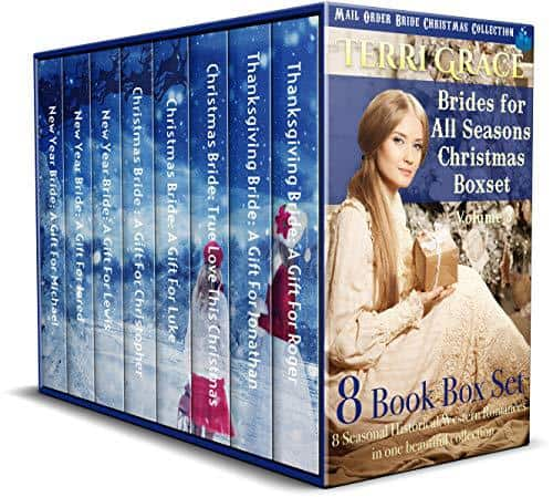 Mail Order Bride: Brides For All Seasons Volume 3 (Christmas Boxset)