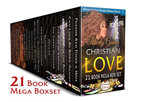Christian Love 21 Book Mega Box Set Celebration Edition