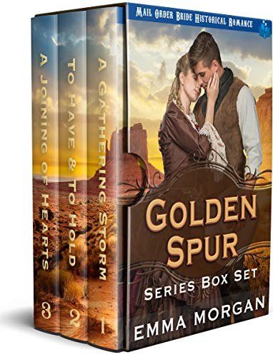 The Golden Spur Series Box Set