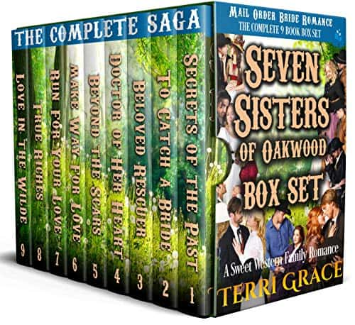 The Seven Sisters of Oakwood Boxset