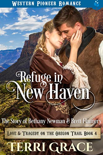 Refuge in New Haven: The Story of Bethany Newman & Brett Flannery