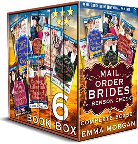 Mail Order Brides of Benson Creek Complete Boxset