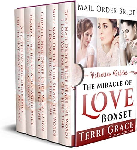 Valentine Brides – The Miracle of Love Boxset