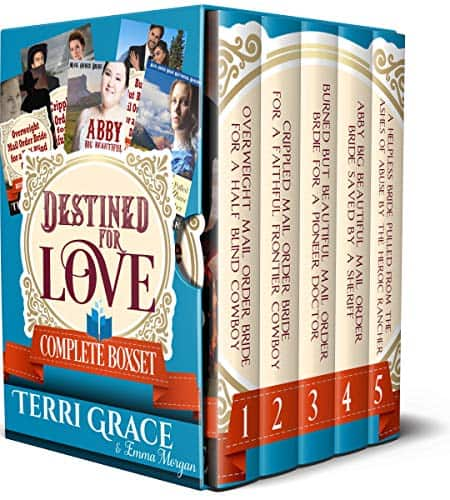 Destined For Love Complete Boxset
