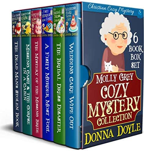Molly Grey Cozy Mystery Collection