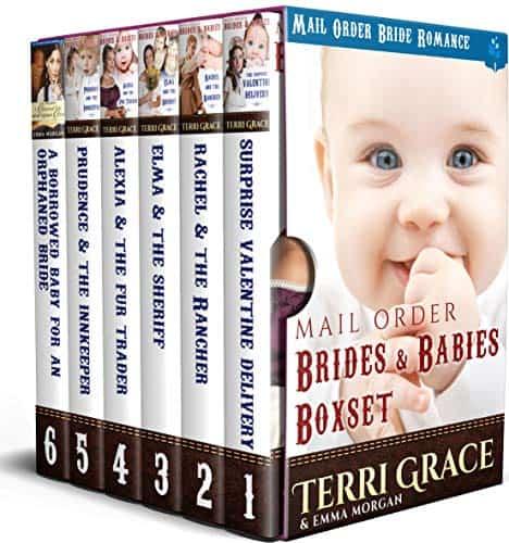 Mail Order Brides & Babies Boxset