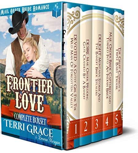 Frontier Love Complete Boxset