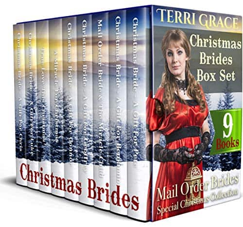 Christmas Brides Box Set