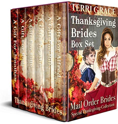 Thanksgiving Brides Box Set