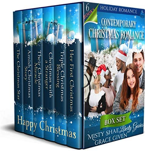 Contemporary Christmas Romance Box Set