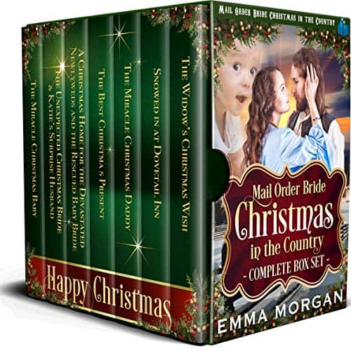 Mail Order Bride Christmas in The Country Complete Box Set
