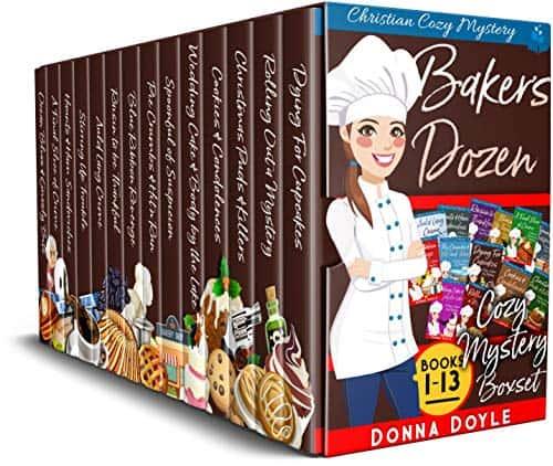 Baker's Dozen Cozy Mystery Boxset – Books 1-13