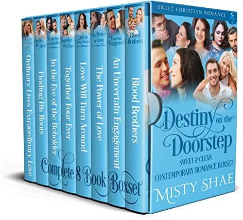 Destiny on The Doorstep Christian Romance 8 Book Box Set