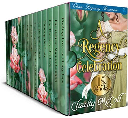 A Regency Celebration – Regency Romance Boxset