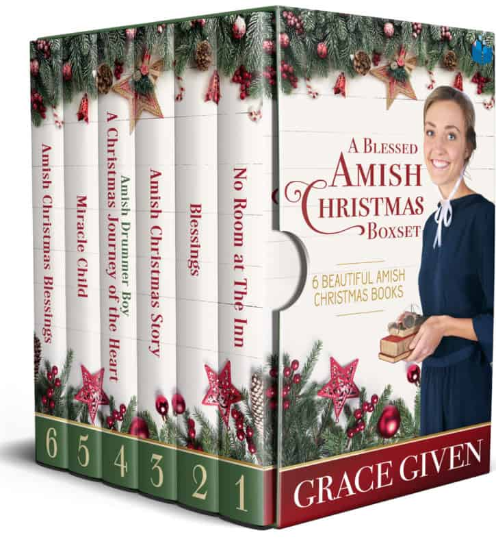 A Blessed Amish Christmas Boxset