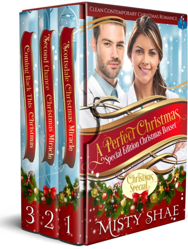A Perfect Christmas Boxset
