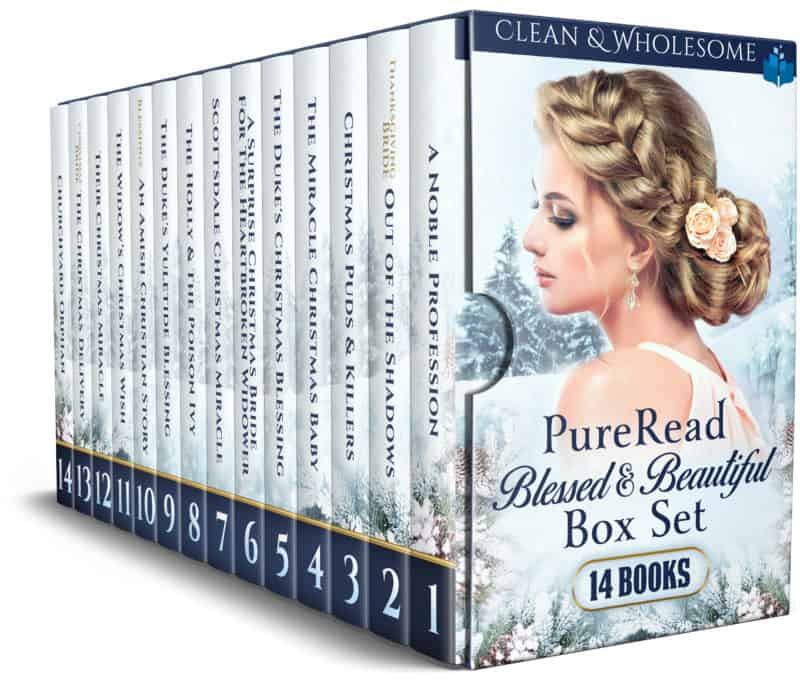 PureRead Blessed & Beautiful Christmas Boxset