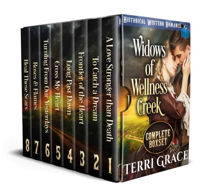 Widows of Wellness Creek Boxset
