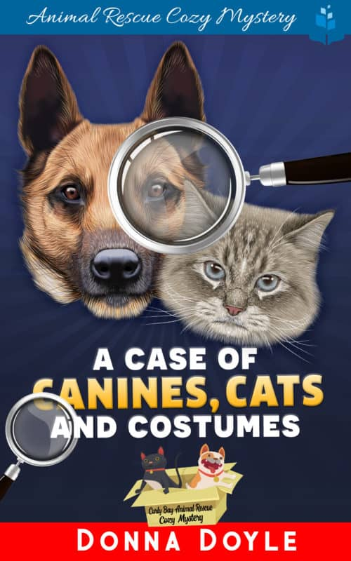 A Case of Canines, Cats and Costumes