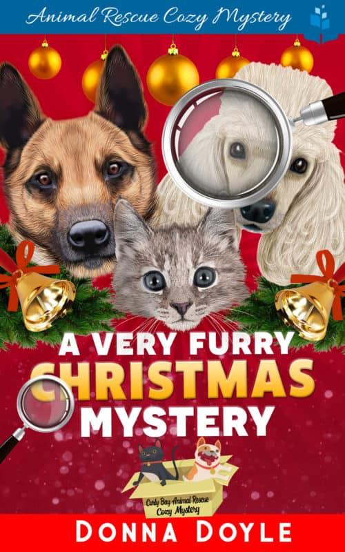 A Very Furry Christmas Mystery