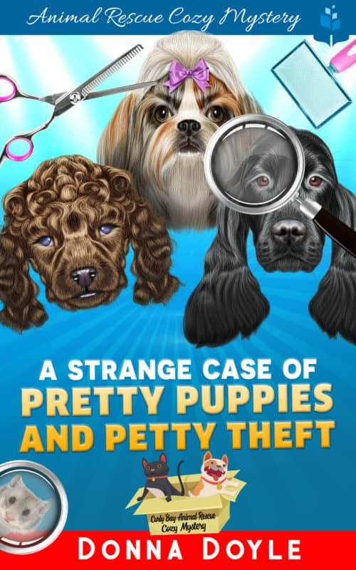 A Strange Case of Pretty Puppies and Petty Theft