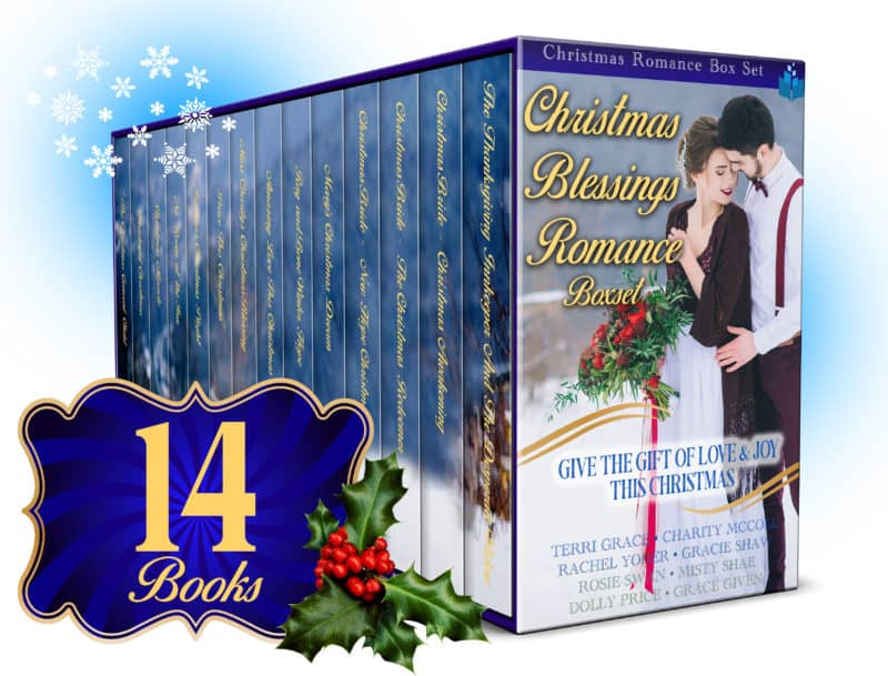 Christmas Blessings Romance Boxset